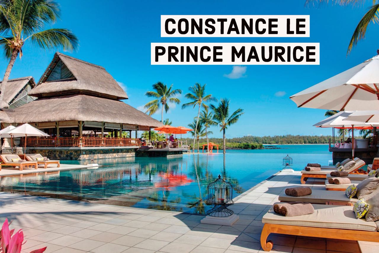 CONSTANCE LE PRINCE MAURICE 5*