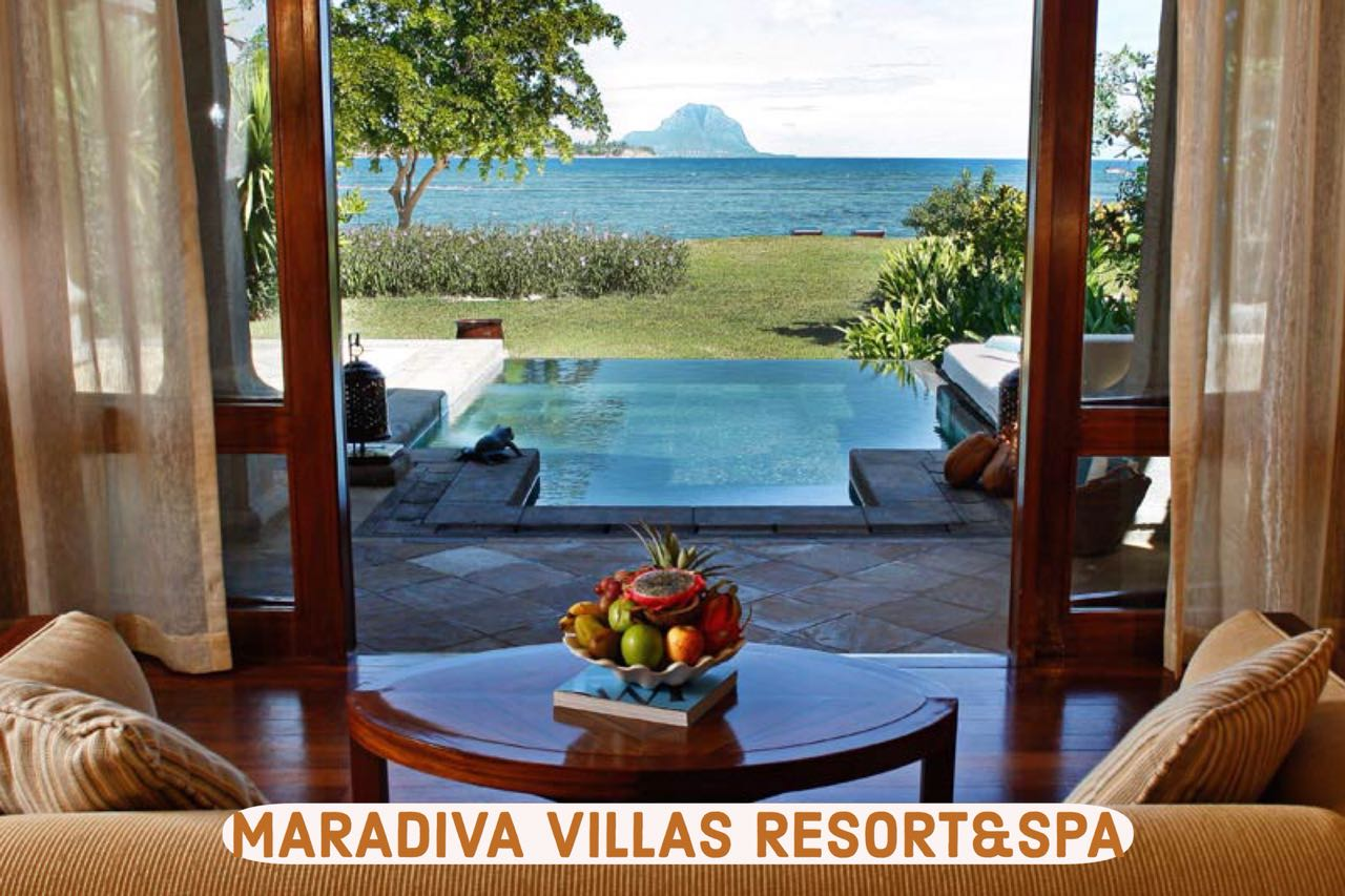 MARADIVA VILLAS RESORT 5*