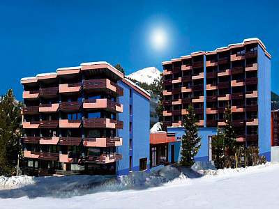 REVIER MOUNTAIN LODGE LENZERHEIDE