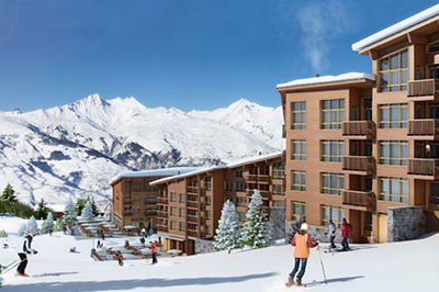 RES. CHALET DES NEIGES KOH-I NOR 5*