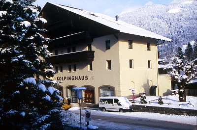 APPARTEMENT KOLPINGHAUS