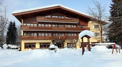 PARKHOTEL KIRCHBERG 3*