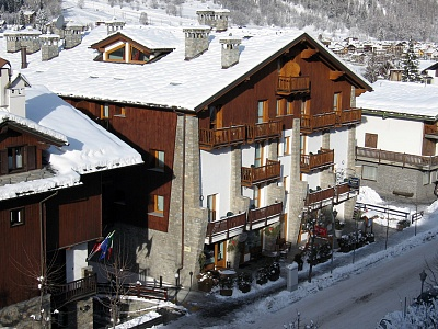 LE GRAND CHALET RESIDENCE 3*