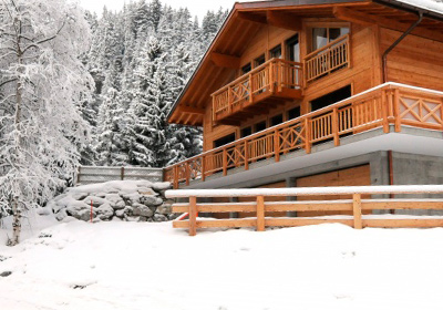 CRANS LUXURY LODGES 5*