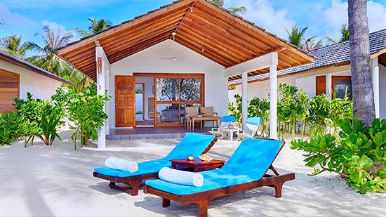 INNAHURA MALDIVES RESORT 3*