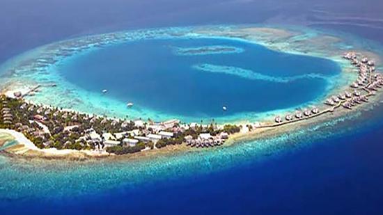 JW MARRIOTT MALDIVES 5*