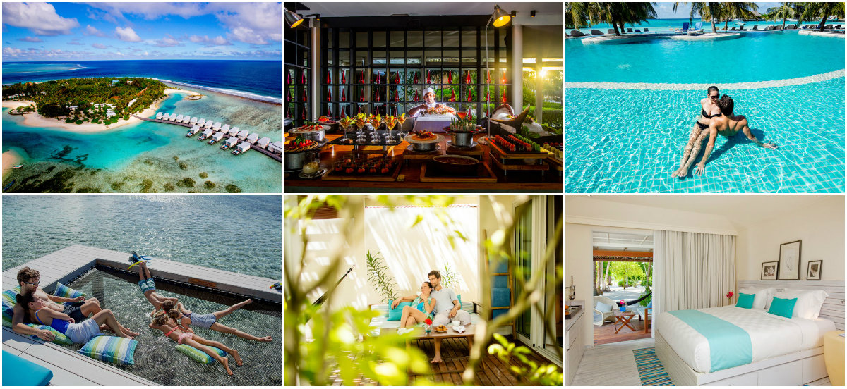 HOLIDAY INN RESORT KANDOOMA MALDIVES 4*