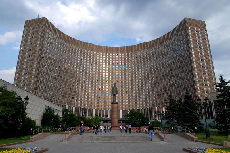 космос отель в москве фото