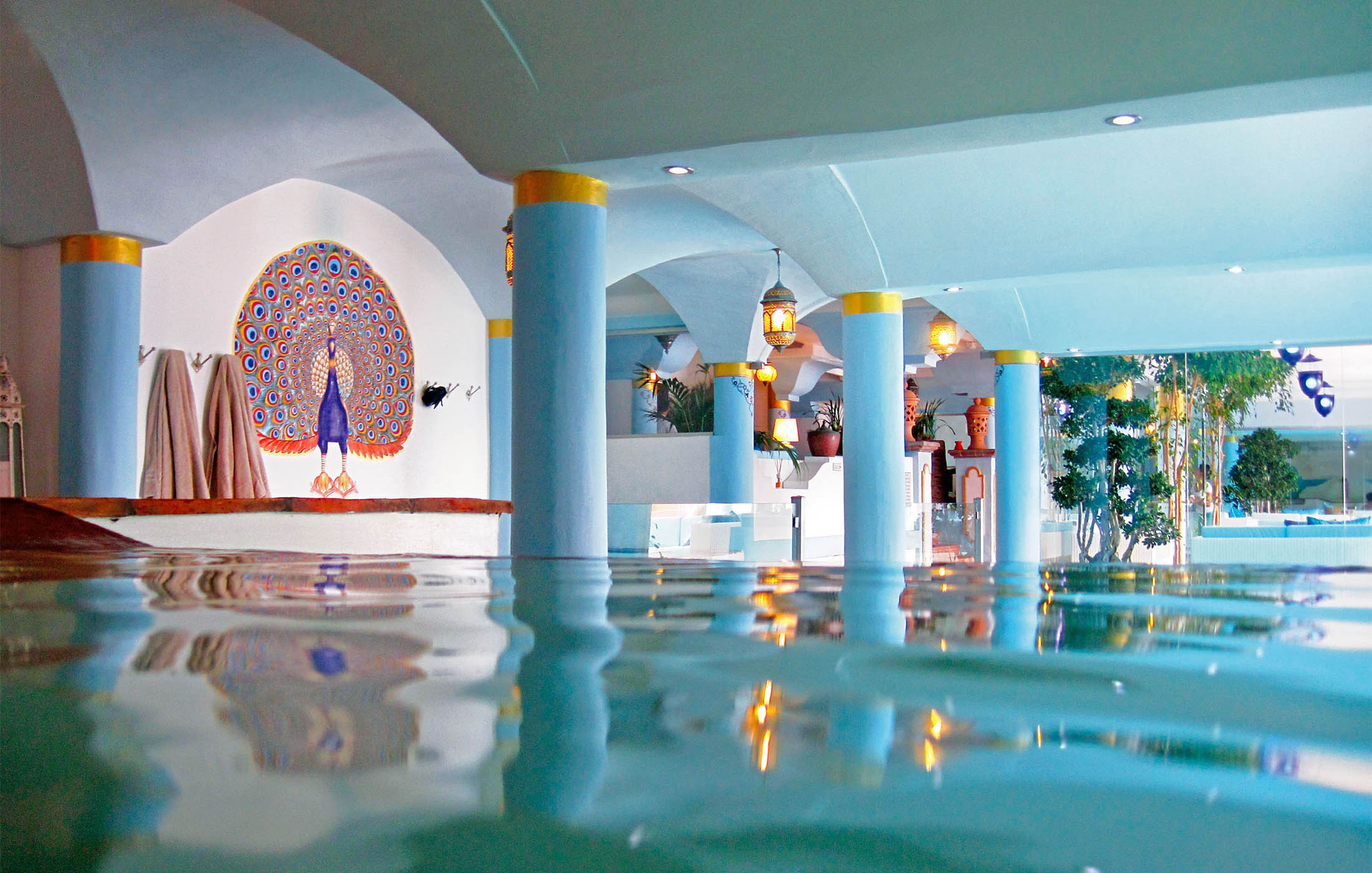 Arbatax park resort 4 сардиния италия