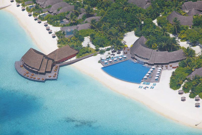 ANANTARA DHIGU RESORT & SPA 5*, фото отеля