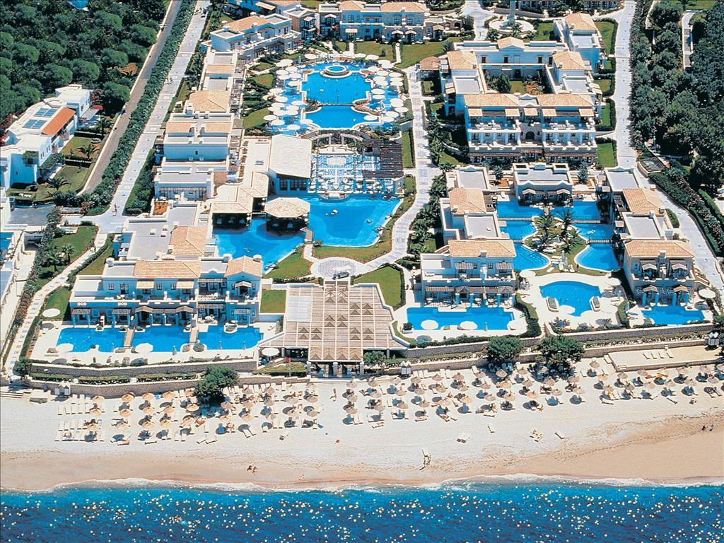 Греция отель альдемар роял маре фото