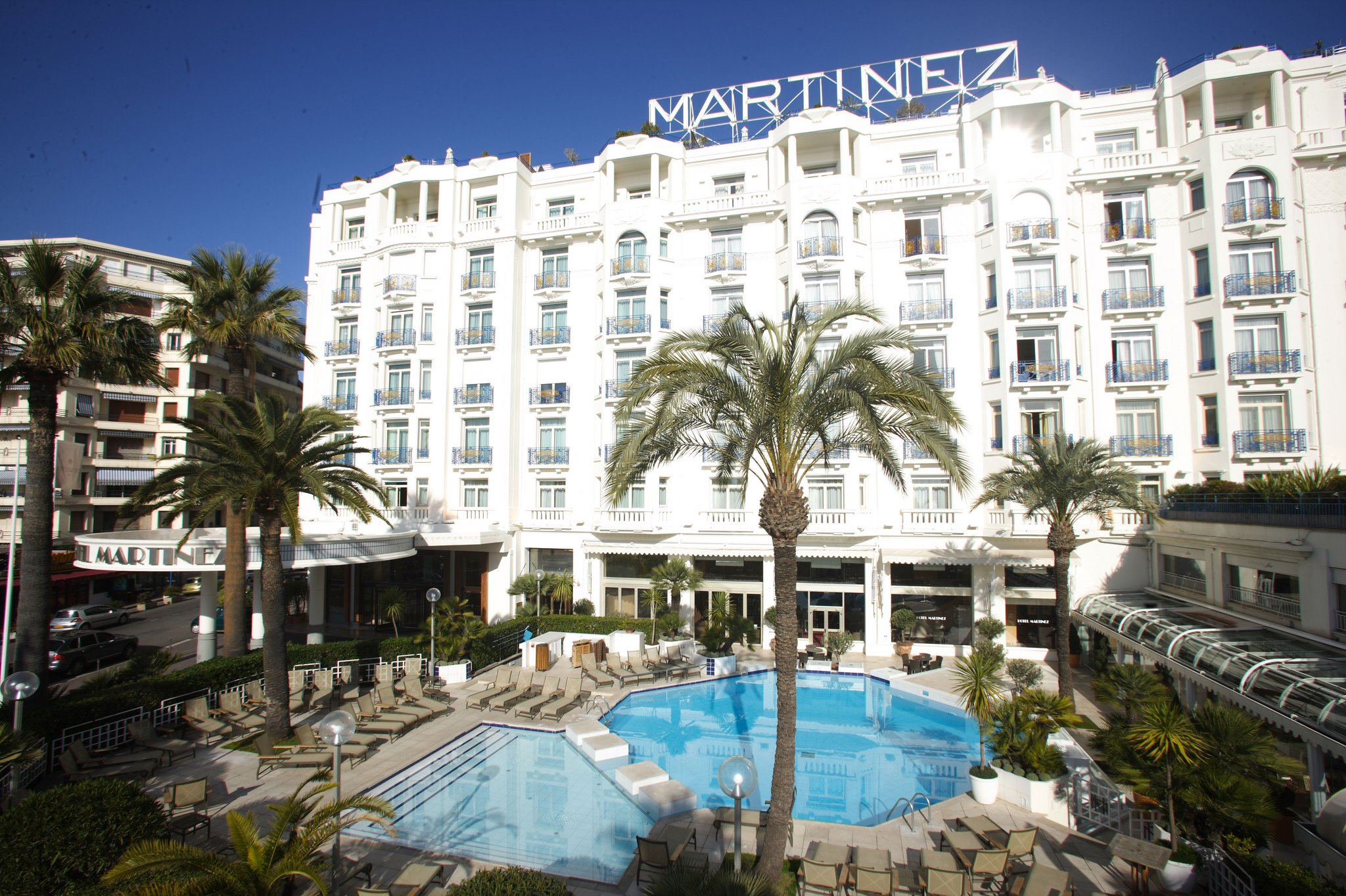Фото отеля – grand hyatt cannes hotel martinez