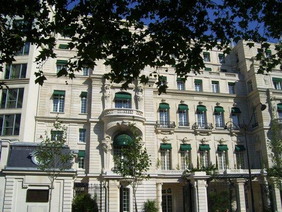 Shangri La Hotel Paris Dzhet Trevel