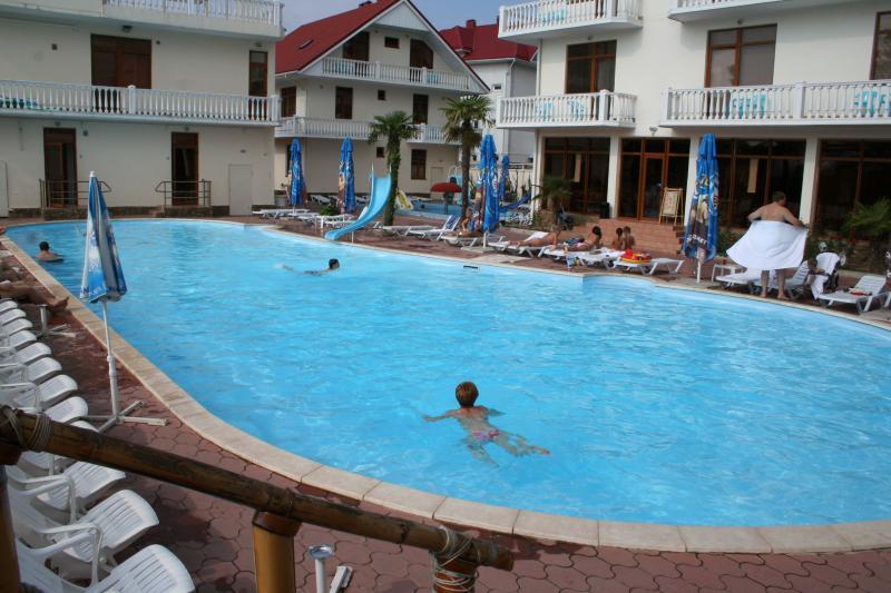 Отель прометей пляж фото