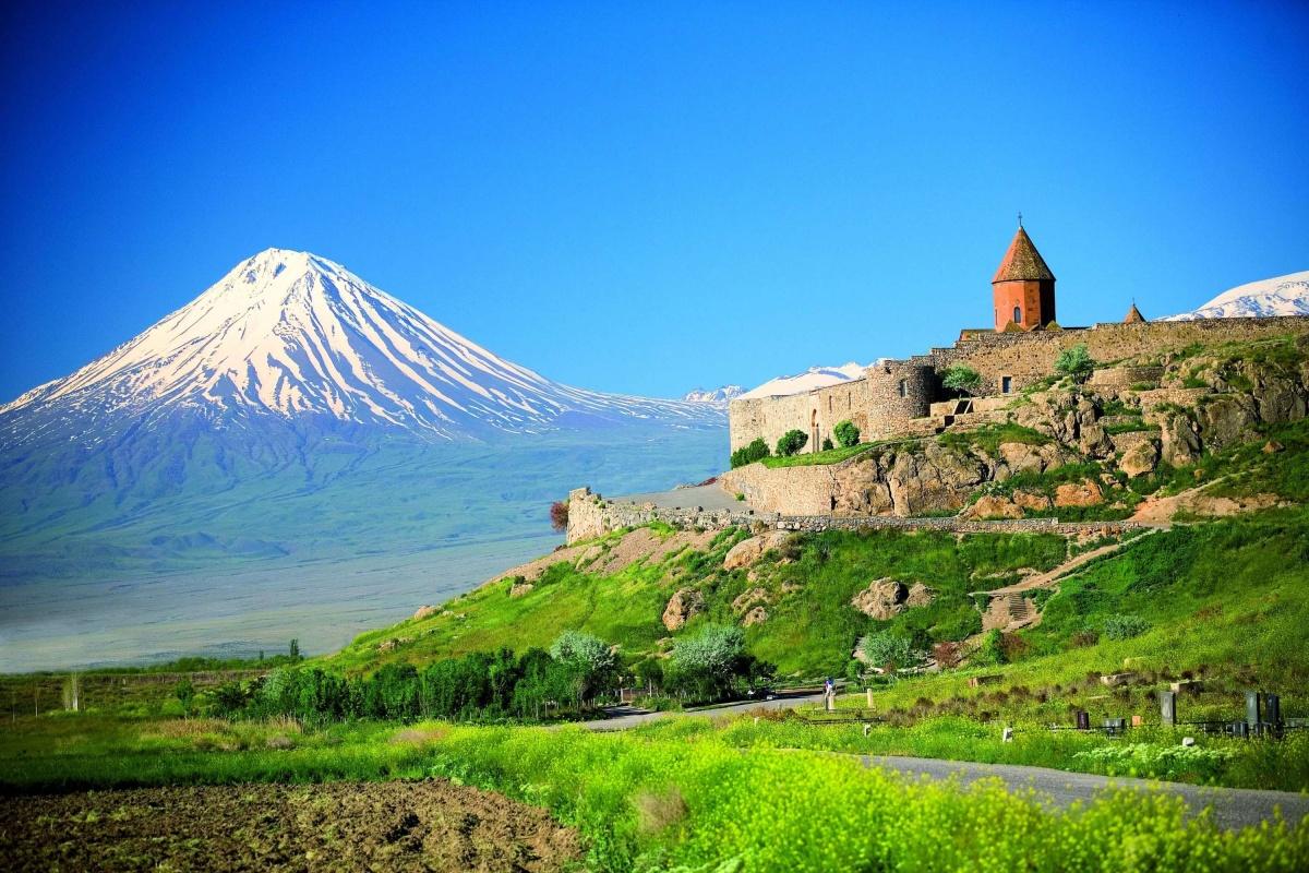 армения путешествие