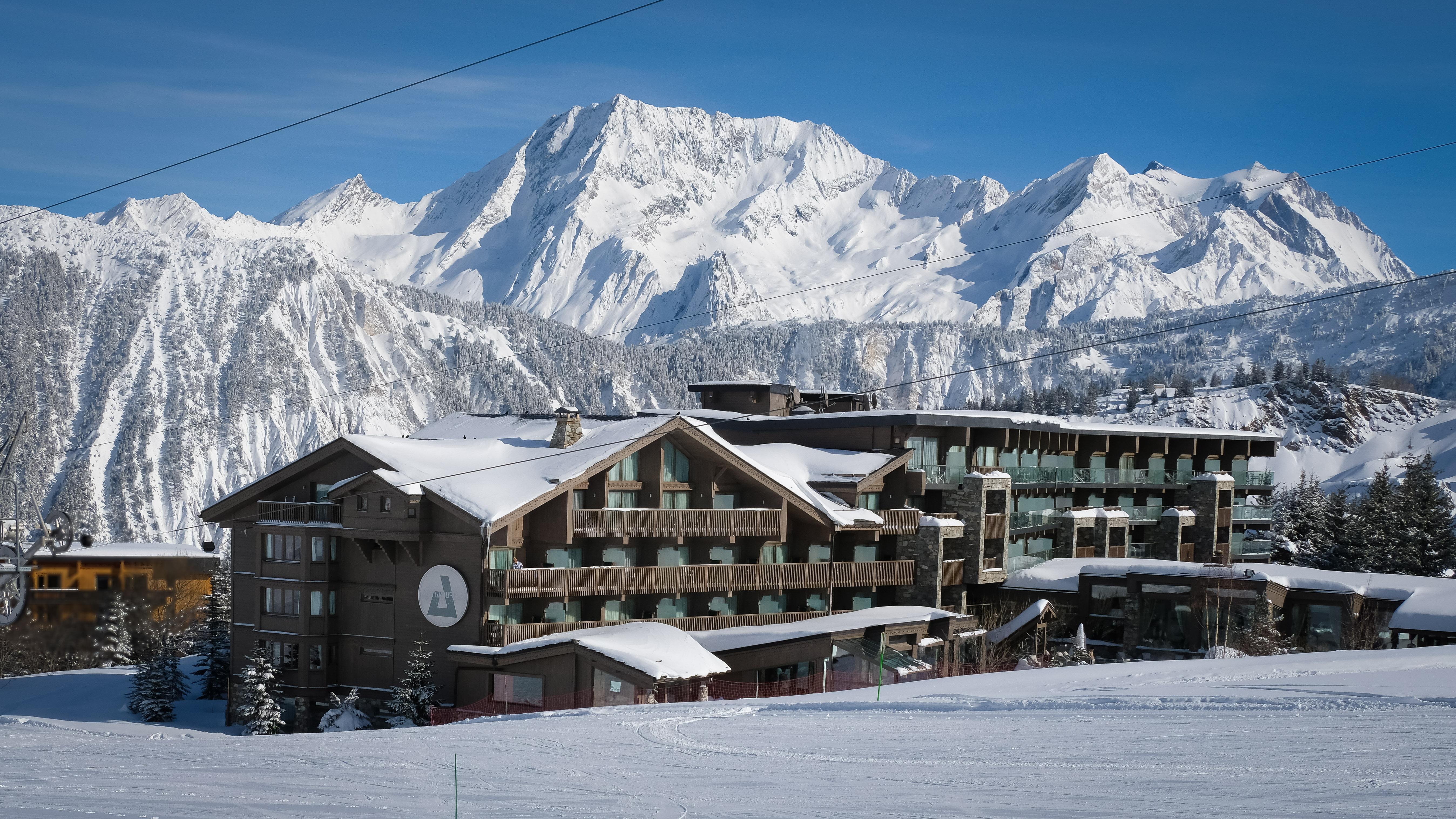 горы куршевель картинки фото балкон светлых