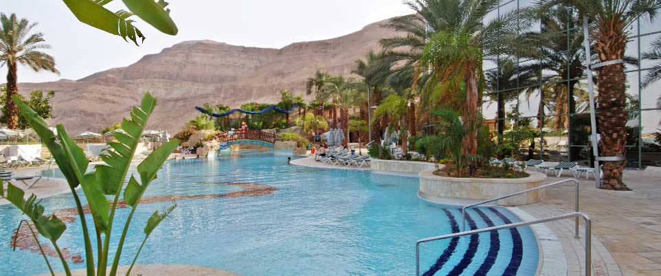 ROYAL RIMONIM DEAD SEA 5*, фото отеля