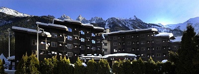MERCURE CHAMONIX CENTER 4*, фото отеля