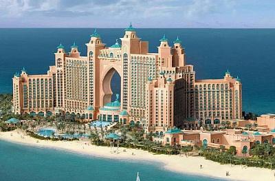 Дубай отель на пальме атлантис квартира на побережье испании