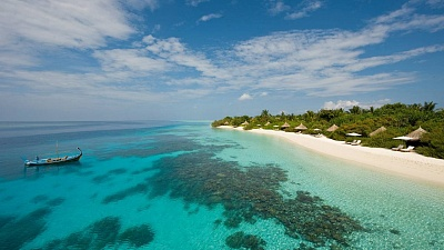 FOUR SEASONS RESORT MALDIVES AT LANDAA GIRAAVARU 5*+, фото отеля