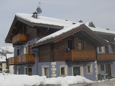 CHALET VALLECHIARA, фото отеля