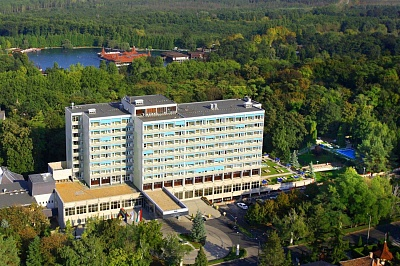 DANUBIUS HEALTH SPA RESORT AQUA 4*, фото отеля